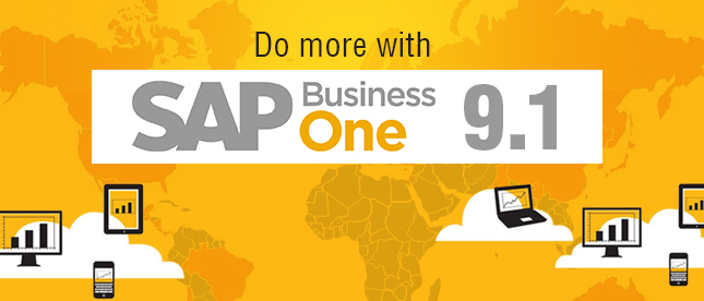 Do more with sap business one