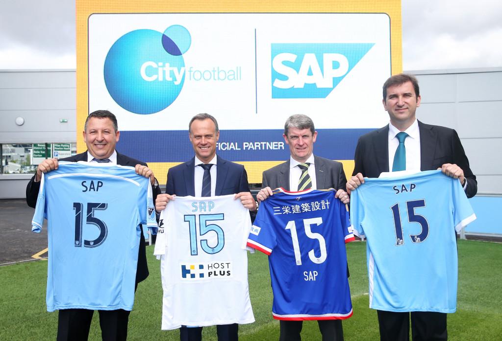 sap city football group